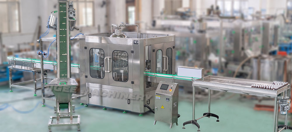 syrup filling machine-1